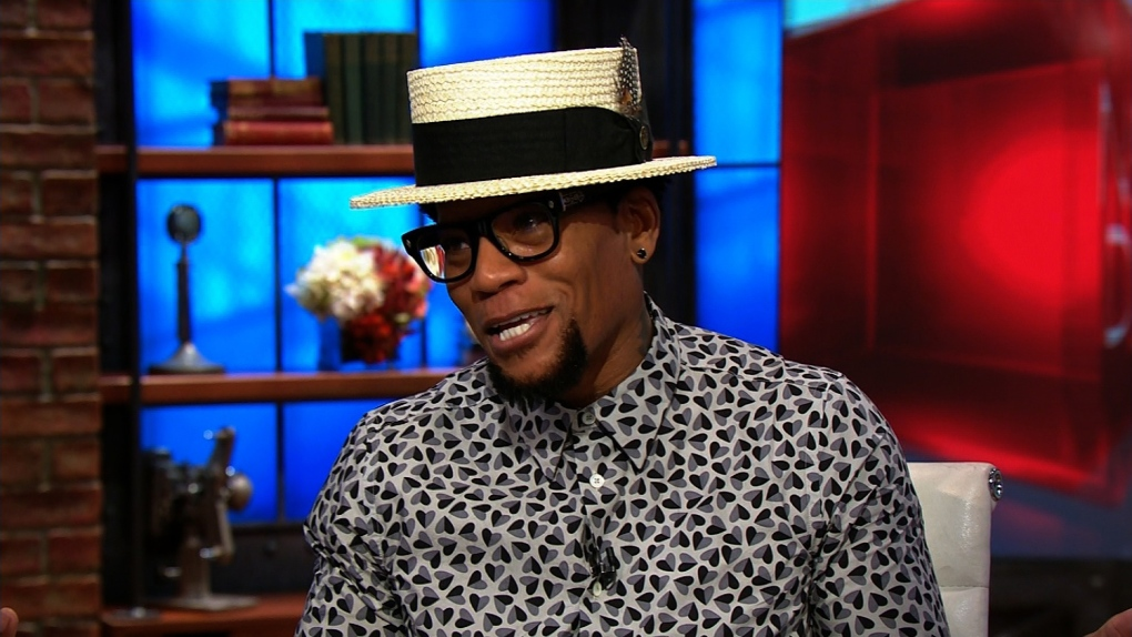 D.L. Hughley tests positive for coronavirus after collapsing during Nashville show