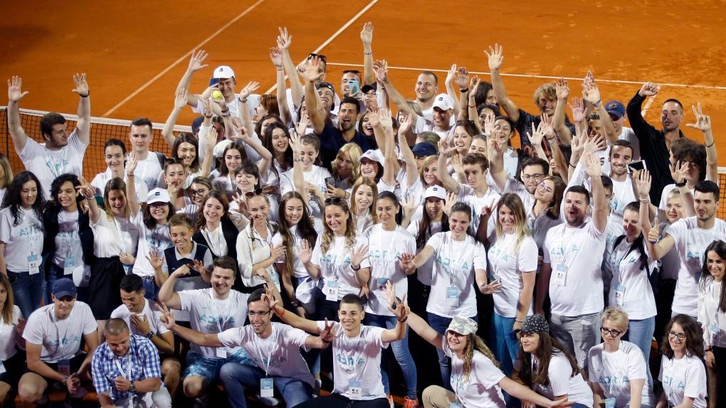 Virus Cases At Djokovic S Event Put Sports Under Scrutiny Ctv News
