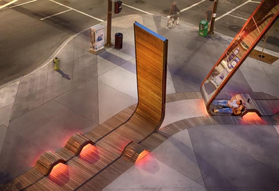 Emergent, Jill Anholt, public art