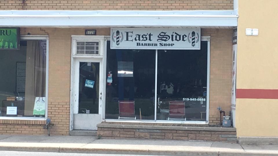 East Side Barber Shop
