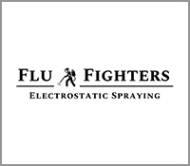 Flu Fighters Electrostatic Spraying