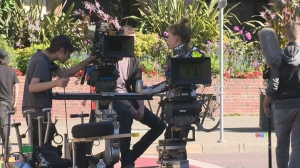 Camosun ready to build film sound stages