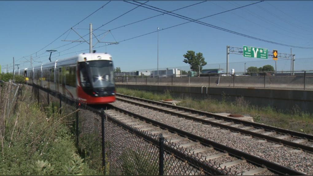 Ottawa LRT summer