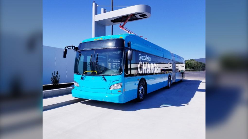 Winnipeg Based Company To Test Self Driving Buses In The U S Ctv News