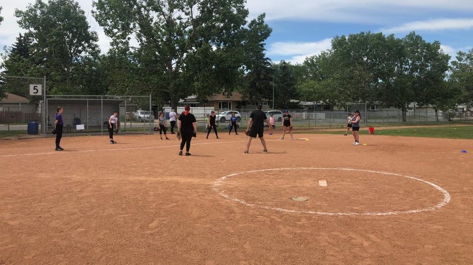 Regina Minor Softball League