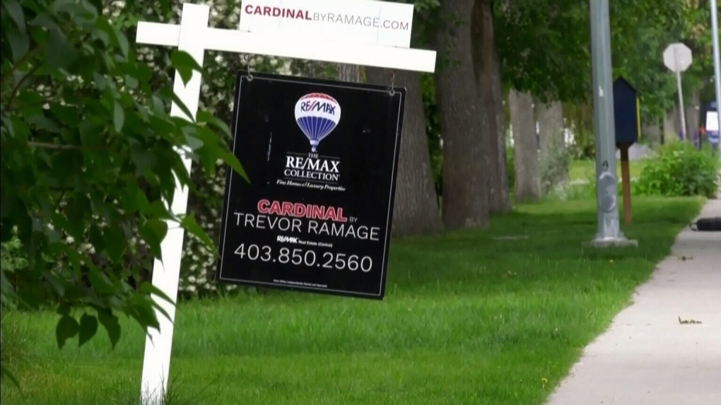 Calgary real estate in for rough ride