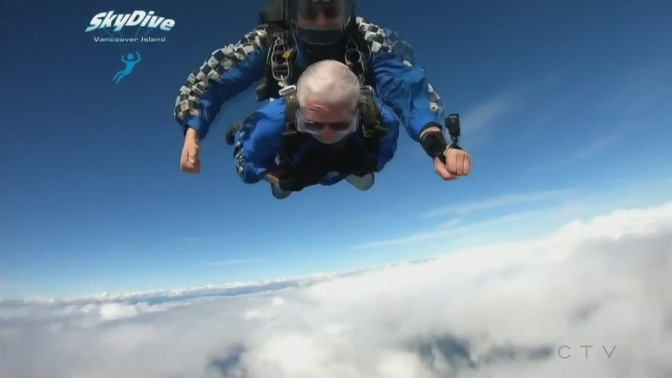 Sawatsky Sign-Off- Freefalling Father's Day