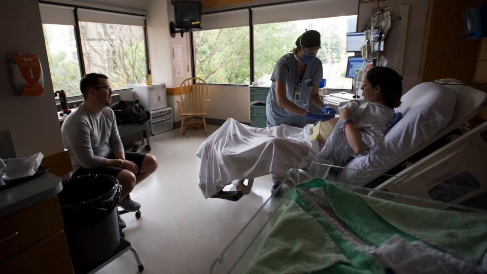 Kate Chong maternity ward