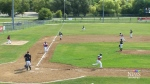A baseball game is pictured in Stonewall. Baseball Manitoba has been given the go ahead to resume play for the summer season. (CTV News File Photo)