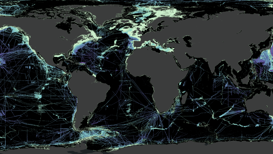 Seabed 2-30 Project map