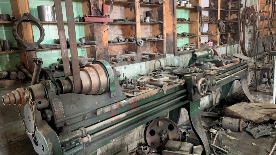 Pascoe's Machine Works