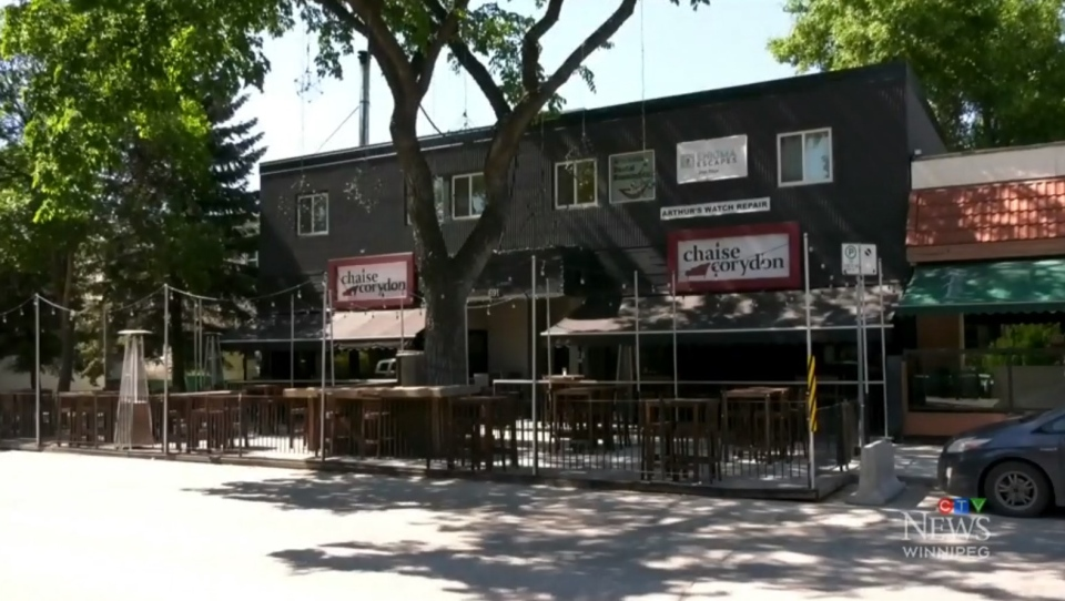 Restaurant fined in Winnipeg