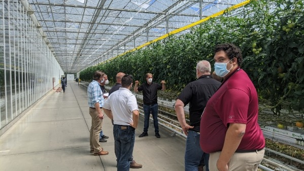 Greenhouse inspections