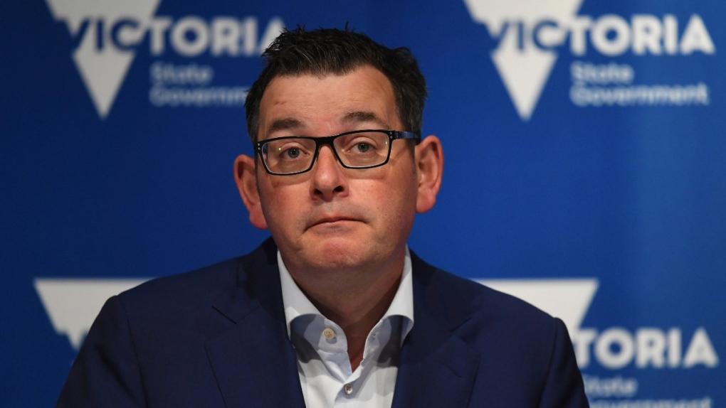 Victorian State Premier Daniel Andrews