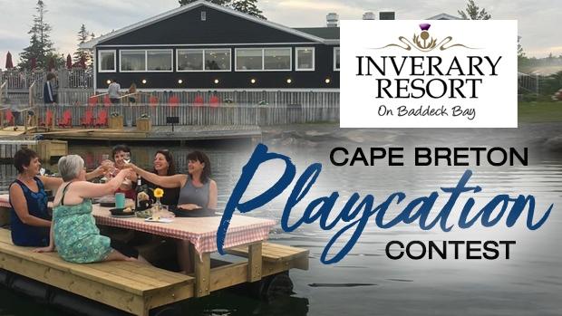Cape Breton Playcation Contest Header 2