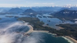 The west coast of Vancouver Island, near Tofino, is shown: (iStock)