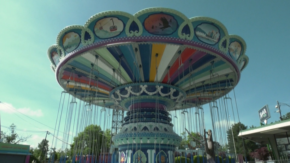 Playland and the PNE will open in a limited capacity this summer, officials announced Thursday.