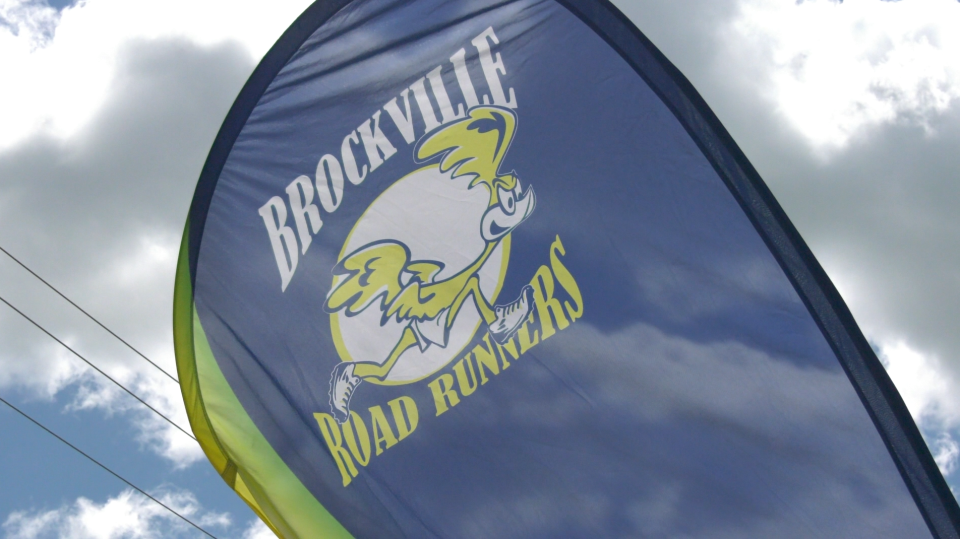 The Brockville Road Runners want to see all Brockville residents celebrate Canada Day with a special walk/run in support of the Brockville and area Food Bank. (Nate Vandermeer/CTV News Ottawa)