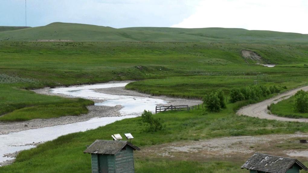 Milk River Alberta