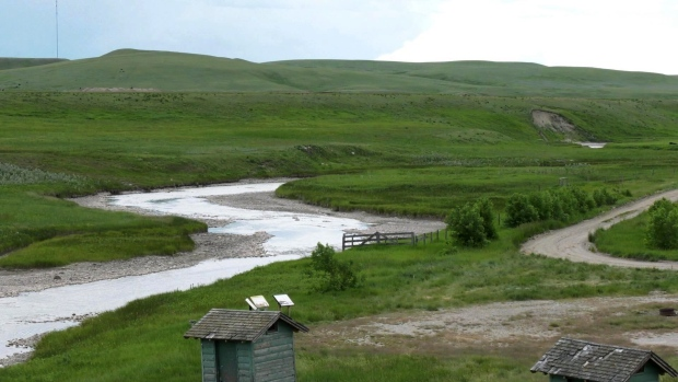 Dam failure in Montana could mean drought conditions in southern Alberta