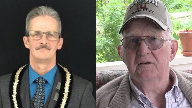 Darren White / Bob Currie