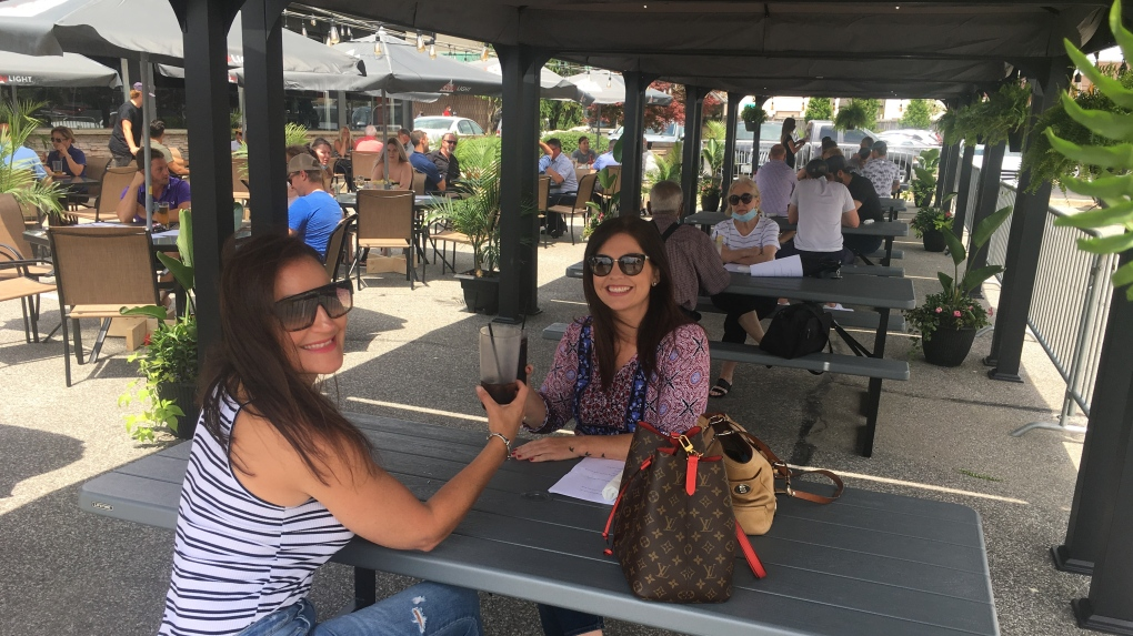 Reopening plan starts Friday; includes outdoor dining