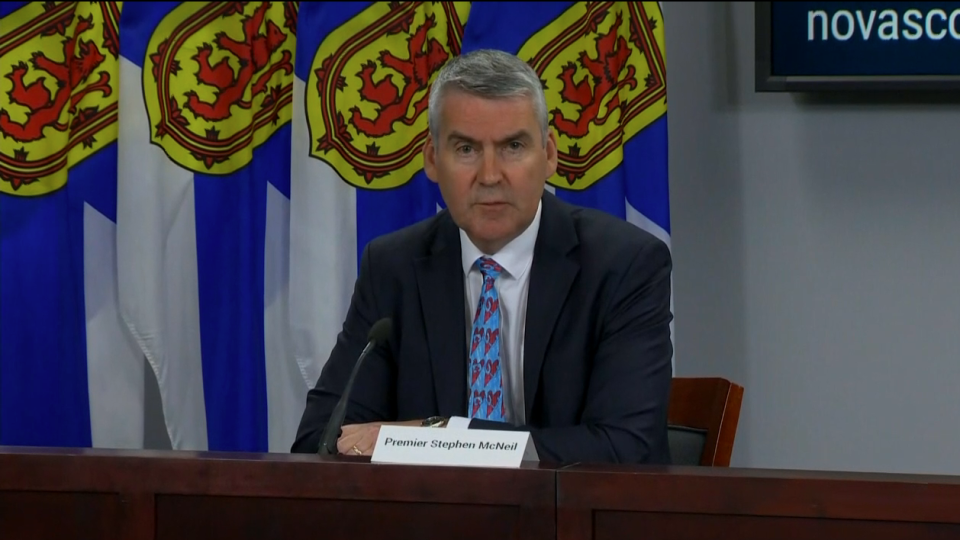 Stephen McNeil said in June he believed the probe needed the power to compel witnesses to testify under oath. But now he supports the current process -- which lacks this feature.