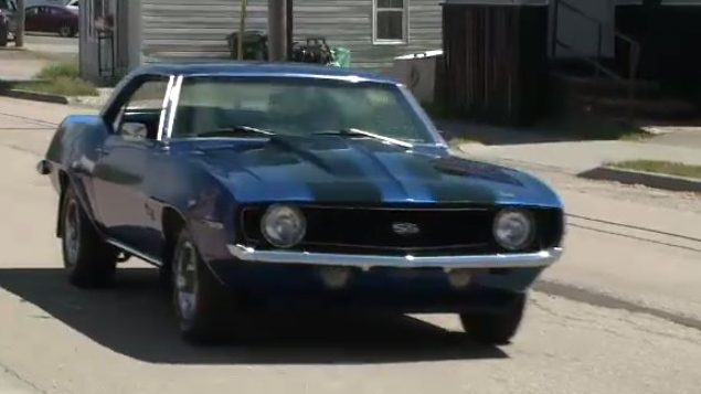 A 1969 Camaro is being auctioned off to help a Nova Scotia youth centre that has been struggling during the COVID-19 pandemic.