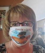 Face coverings of Windsor-Essex residents on the first day of the mandatory mask order in the region on Friday, June 26, 2020. (Courtesy Sharon Jochim)