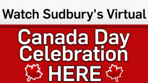 Watch Sudbury's Virtual Canada Day celebration