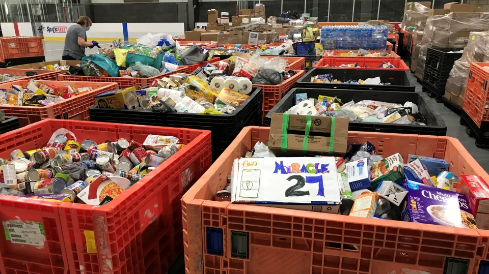 June 27 Miracle donation collection at WFC