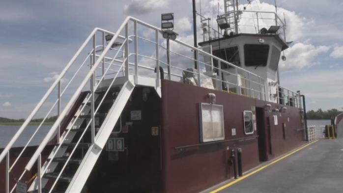 2020 Gagetown Ferry