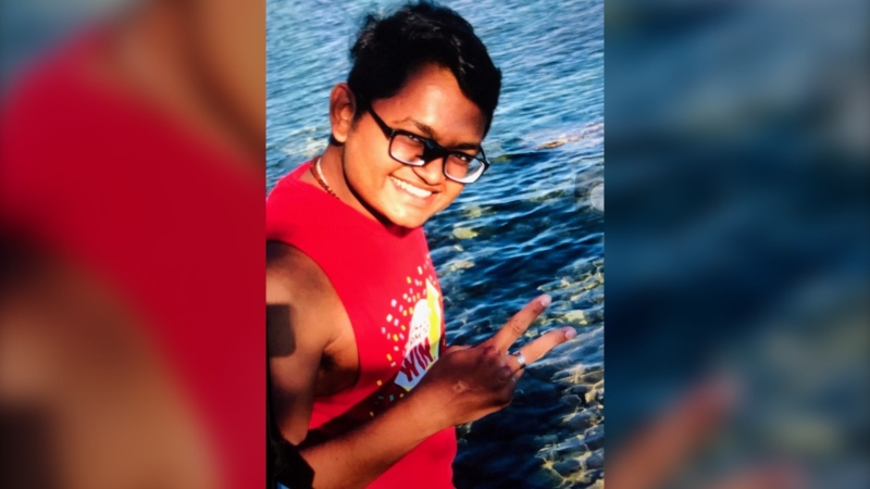 Kingston Police are are asking for help locating Jaykumar Patel, last seen Friday, June 26, on Daly Street in Kingston (police handout).