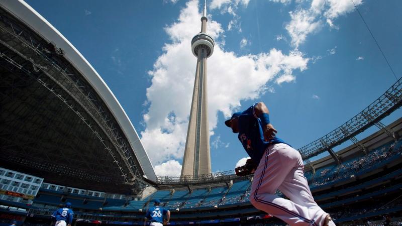 Rogers Centre, CN Tower, Toronto Blue Jays generic