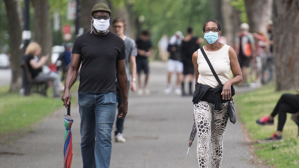 Masks and physical distancing the new normal?
