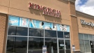 An employee of Kingdom Nails and Spa in Kingston, Ont. tested positive for COVID-19 June 27, 2020, after an outbreak was declared at another nail salon in the city. (Kimberley Johnson / CTV News Ottawa)