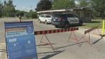 Innisfil Beach Park temporarily closed