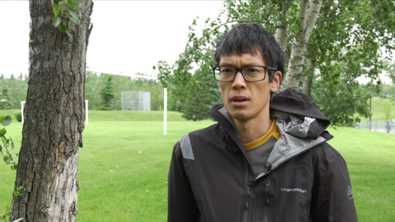 Climber Evan Hau says it's time to consider changing the names of some of climbing walls in the Bow Valley near Canmore