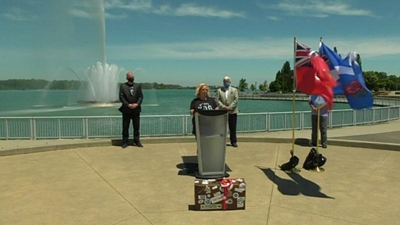 Province announces local tourism boost