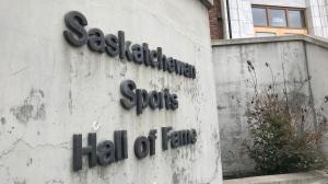 The Saskatchewan Sports Hall of Fame in Regina, Sask.