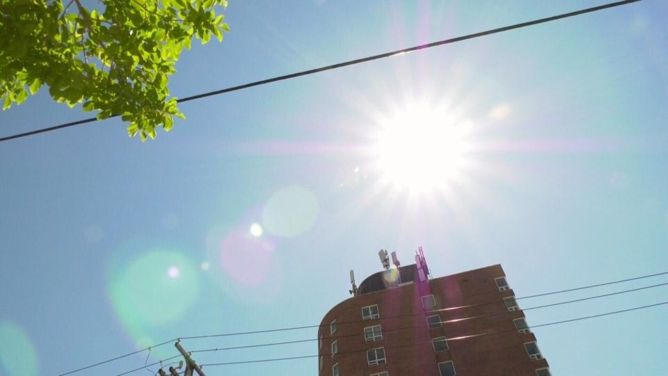 Heat in Winnipeg