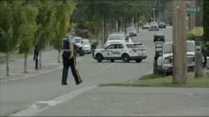 Kamloops RCMP were called to a home on Singh Avenue on Monday for a report of a man who had been attacked by a dog.