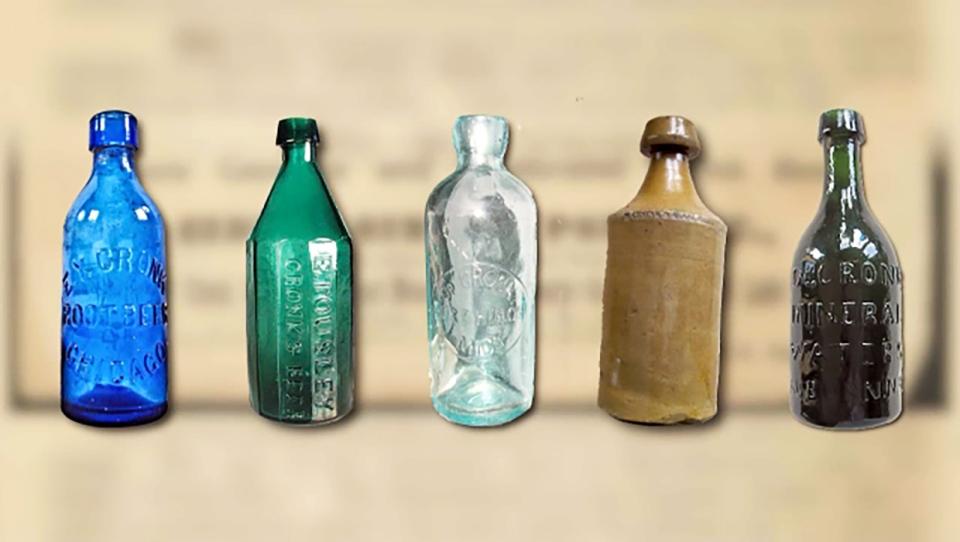 Cronk bottles