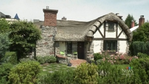 Historic Hobbit House up for sale