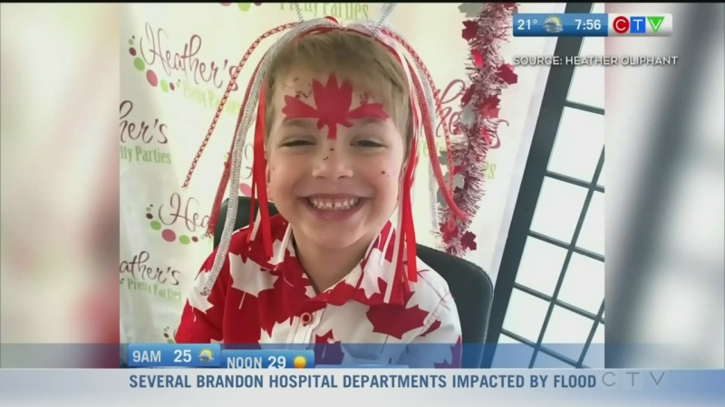 Tots to Teens: Celebrating Canada Day at home