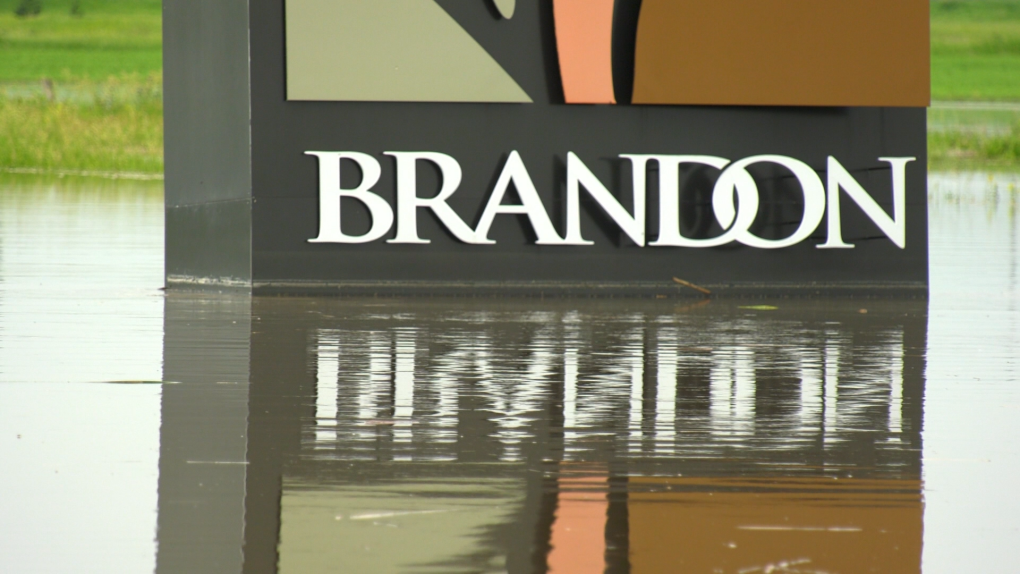 Brandon flooding