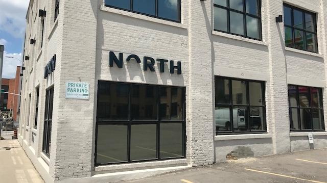 The sign at North Inc.