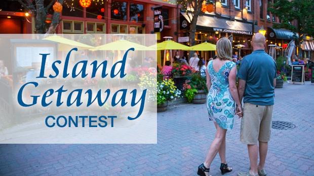 Island Getaway Contest Header