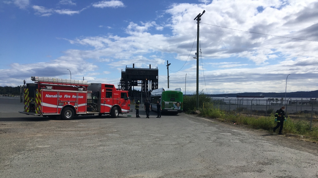 Nanaimo body found
