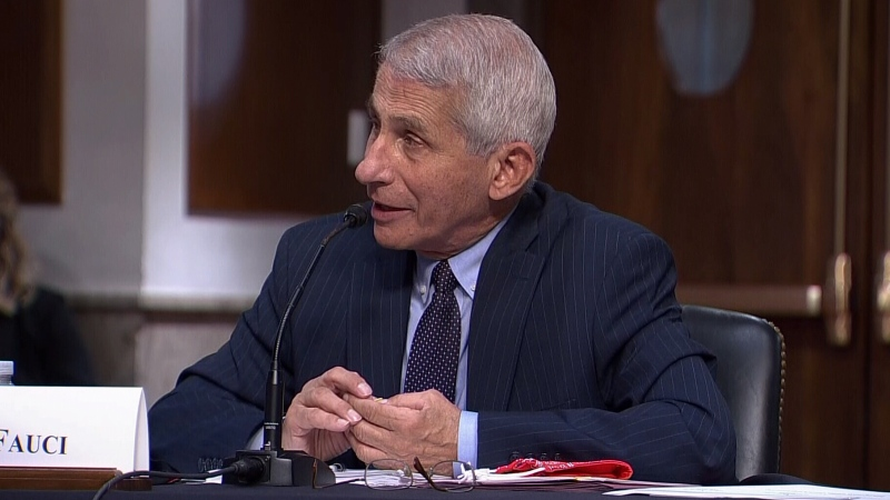 Fauci issues stark warning on COVID-19
